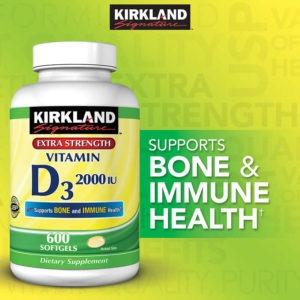 Vitamina D3 2000 UI