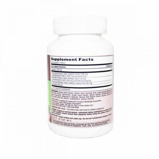 seminte de struguri si resveratrol