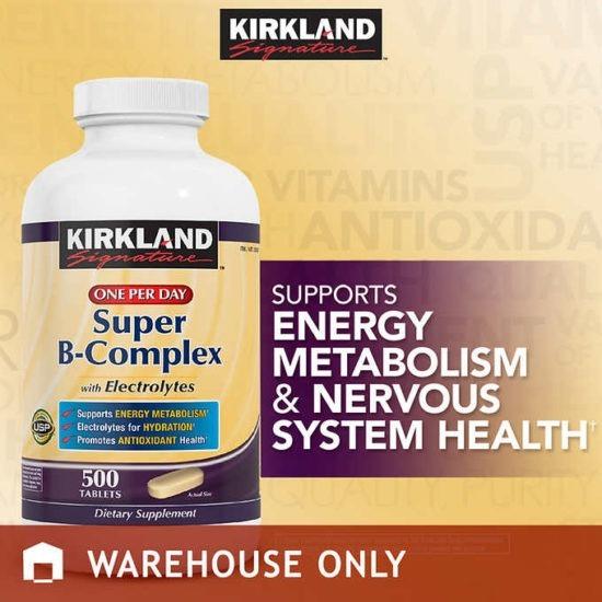 Vitamina B Complex cu Electroliti