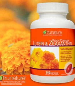 TruNature-Vision-Complex-Luteina-Zeaxantina